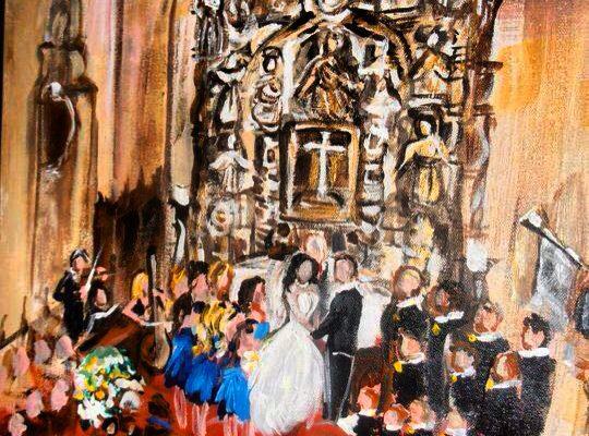 alyssas wedding
