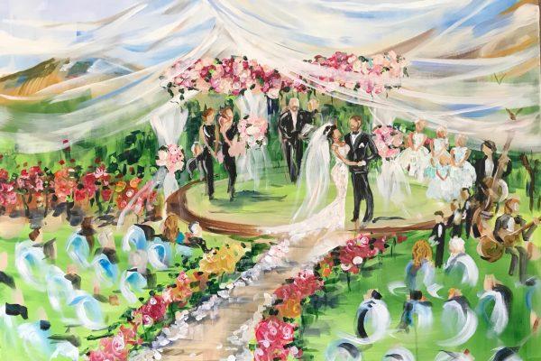 La La Land Wedding